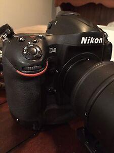 Nikon D4 / Sigma 24-70 f2.8 EXDG HSM - Quick sale or trade!