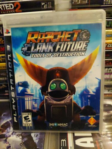 Ratchet Clank Future Tools Of Destruction Sony PlayStation 3, 2007  - $20.99