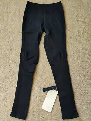 NWT! Lululemon Zone In Tights Pants -Black- Size 6 NO LONGER AVAILABLE