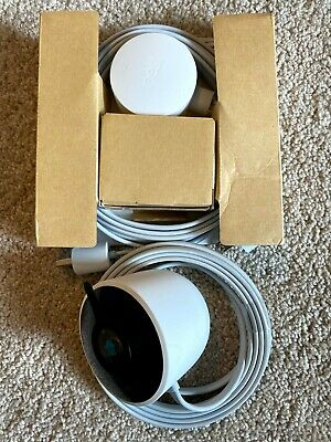 Nest Outdoor Security Camera NC2100ES