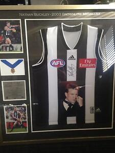 Nathan Buckley Limited edition Traralgon Latrobe Valley Preview