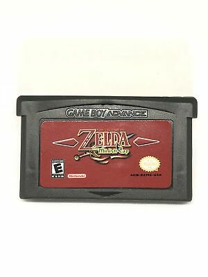 Legend of Zelda: The minish cap Link to the past Oracle of Ages and Seasons GBA - Legend Of Link