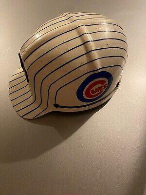 Original Vintage Chicago Cubs Coal Miner Fiberglass Hard Hat 1969