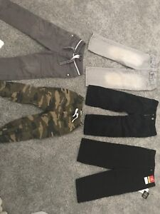 5 pairs of size 3 pants