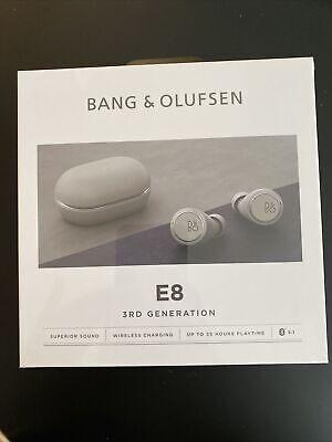 Bang & Olufsen Beoplay E8 (3. Gen) Kabellosse In-Ear-Kopfhörer - Grey Mist