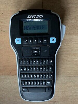 Dymo Labelmanager 160 Label Maker - Black
