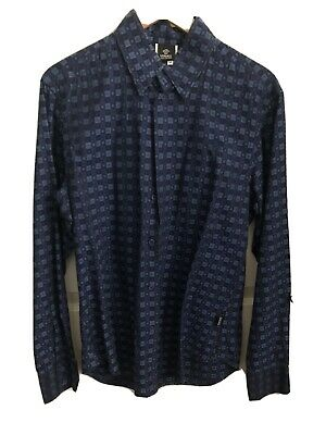 Versace Long Sleeved Shirt Medium Mens