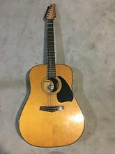 Ibanez Acoustic Guitar -Rare Japanese made Happy Valley Morphett Vale Area Preview