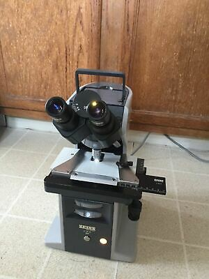 Zeiss Km Compact Brightfieldphase Contrast Microscope 1040100 Ph2 Slider