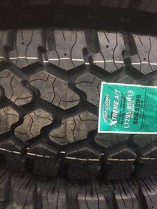 LT 295 65 r18 Pro Comp AT.   New