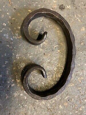 1 bundle of 18 x C Scrolls Mild Steel Weld On Wrought Iron Fittings