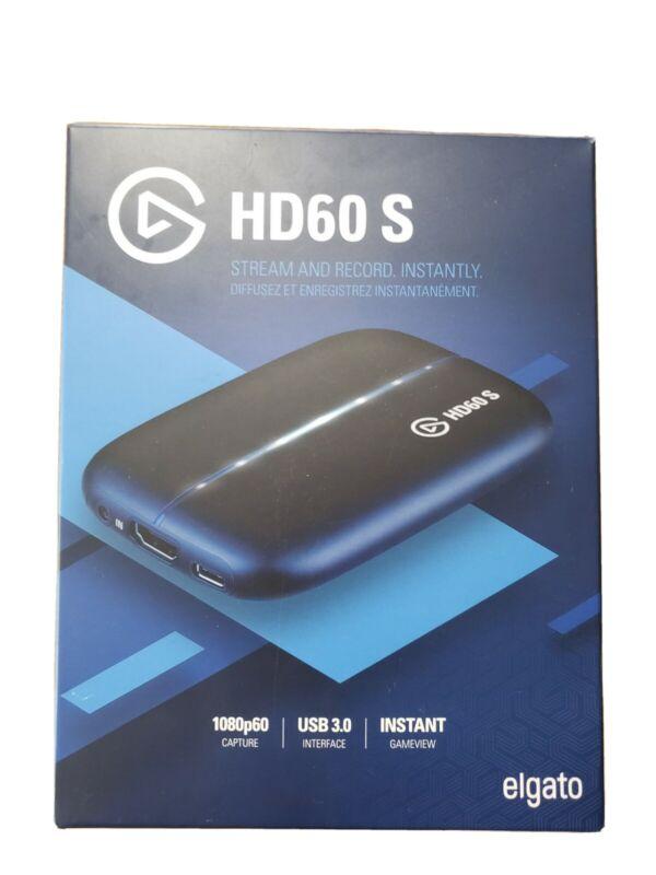 Elgato HD60 S Game Capture Card