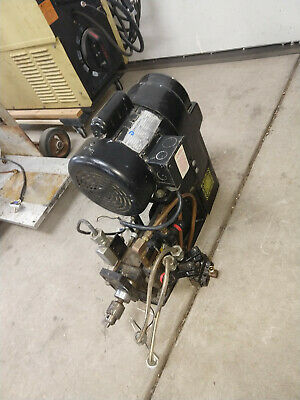 Dumore Pneumatic Feed Automatic Drill Series 90 Model 8537