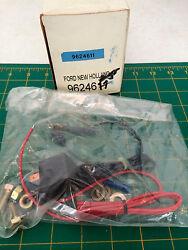 ford new holland 250c 345c 455c 555c 655c oem backup alarm wiring kit  9624611