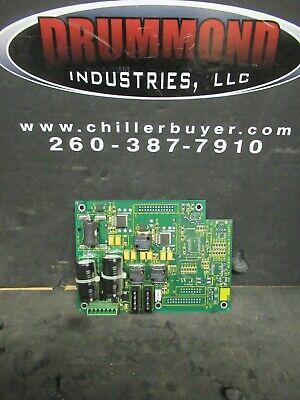 Mcquay Microtech Ii 718573 Mtii 12v Power Misc Bd Board Pcb 718575 Rev B