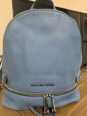 michael kors backpack used