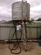 Farm Diesel Overhead Fuel Storage Tank Port Victoria Yorke Peninsula Preview