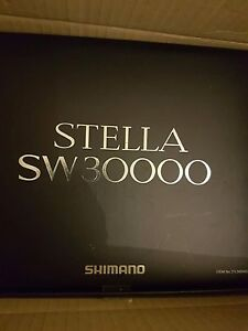 Shimano Stella SW 30000  salt water spinning reel Chadstone Monash Area Preview