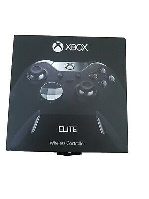 Microsoft HM3-00009 Xbox Elite Wireless Controller - Black