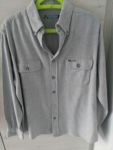 Chemise homme mise au green longues manches taille m