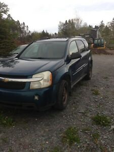 06 Equinox trade for something of interest