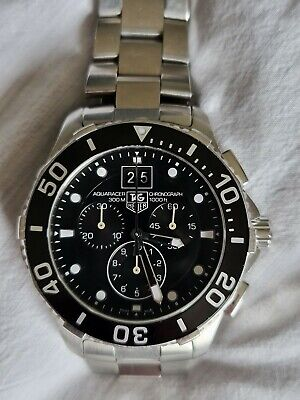 Tag heuer watch, Aquaracer CAN1010
