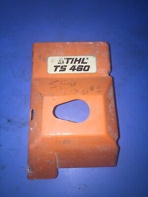 Stihl Ts 460 Concrete Saw Engine Cover Shroud Oem