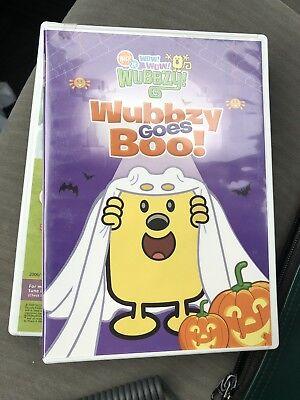 WOW! WOW! WUBBZY! - Wubbzy Goes Boo! DVD (Nick Jr.) - Wow Wow Wubbzy Nick Jr