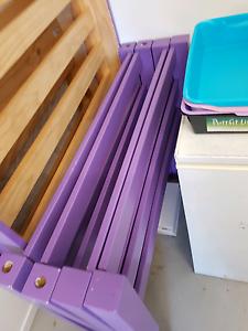 Purple bunk beds Woodridge Logan Area Preview