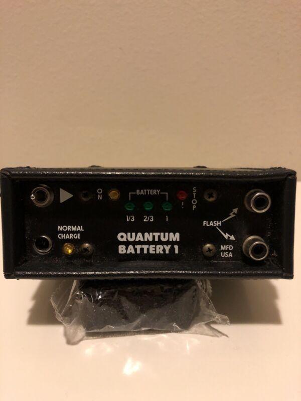 Quantum Instruments Quantum Battery 1