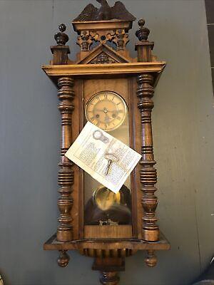 antique vintage wall clock