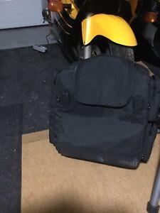 Motorcycle bags (2)