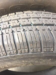 Used tires 155/80R13