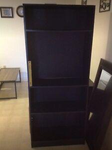 4 case bookshelf