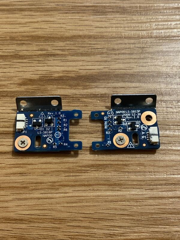 Dell Alienware M11X LED Boards LS-6965P