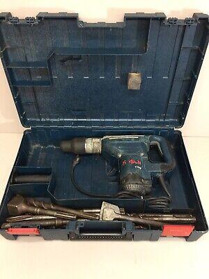 Bosch 11240 Hammer Drill With Accessories