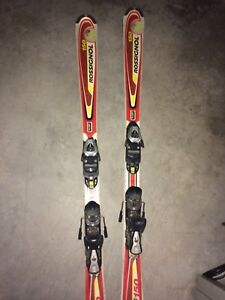 "Rossignol Edge 150"" skis"