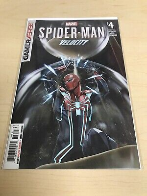 SPIDER-MAN #4 (-9.8) HOPELESS/MARVEL COMICS/VELOCITY/GAMER VERSE