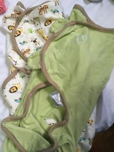 Baby swaddle 1$ each