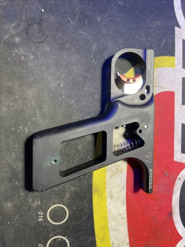 Paintball Benchmark Autococker trigger frame Slider
