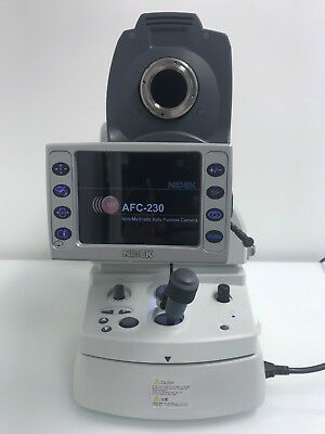 Nidek Afc-230 Non-mydriatic Retinal Camera