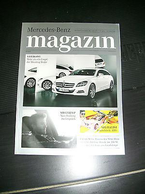 Mercedes Magazin 3/2012 - Coupé, Nico Rosberg, 300 SL