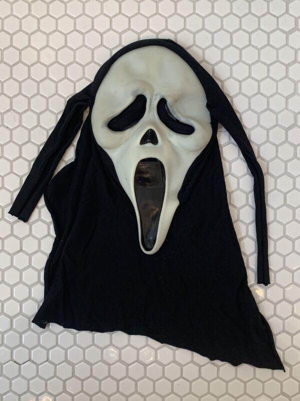 Vintage Scream Mask Fun World Div. 90's ORIGINAL OWNER purchased after 1st movie