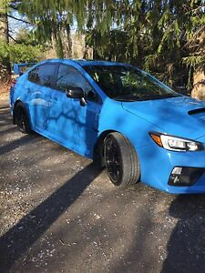 Subaru sti hikari