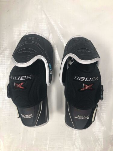 Bauer Vapor 1X Elbow Pads Senior Large Black/Grey **NEW WITH TAG**