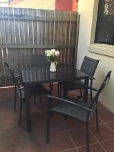 5 piece outdoor setting Greenslopes Brisbane South West Preview
