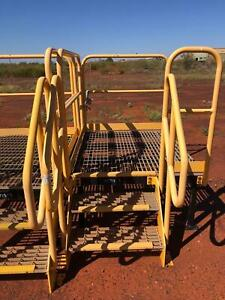 Transportable Access Platform Stairs Karratha Roebourne Area Preview