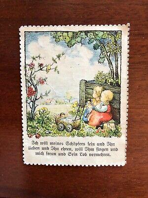 Antique German stamp - 1940s