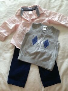 6-9 month baby boy dress clothes