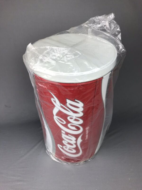 1985 Coca-Cola Coke New Coke Tin Container